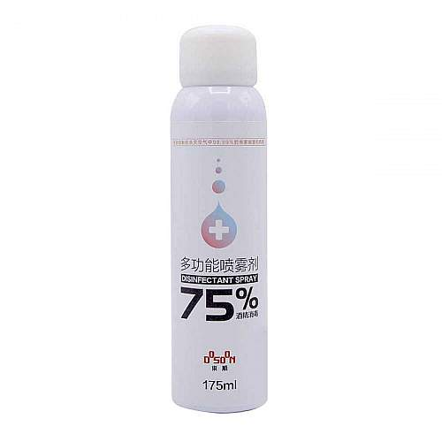 75% Alcohol  Disinfectant Spray 175ml