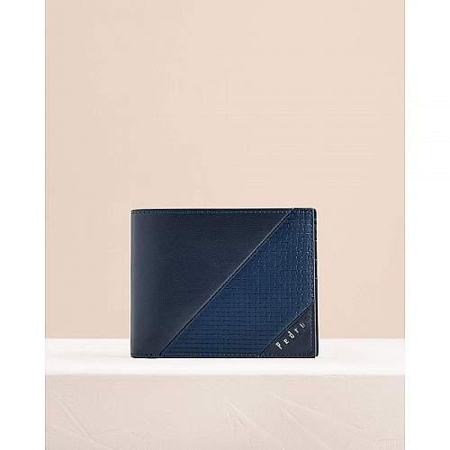 Leather Bi-Fold Wallet