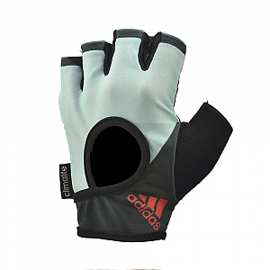Women's Fitness Gloves - Frozen Blue Sunset (L)
