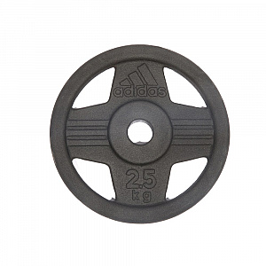Weight Plate 25mm - 2.5Kg