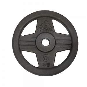Weight Plate 25mm - 5Kg