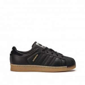 adidas Superstar Shoes - Black