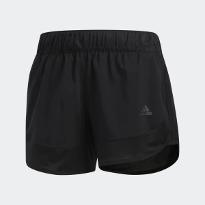 adidas women running M10 Chill Shorts - Black- Black
