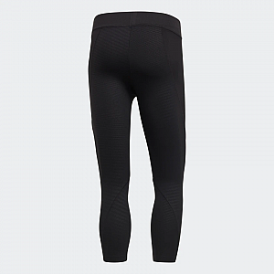 adidas Alphaskin 3/4 Tech Tights - Black