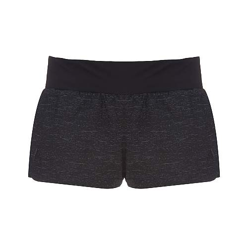 Grete Reflective Shorts - Black