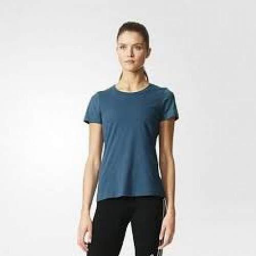 Adidas ClinaCool Aeroknit T-Shirt - Navy