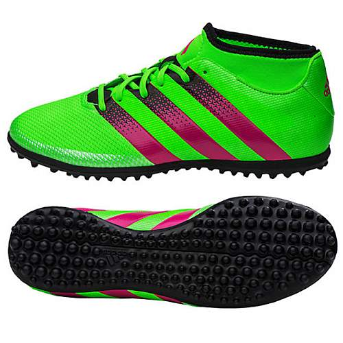 ACE 16.3 Primemesh Turf Soccer Cleats - Green