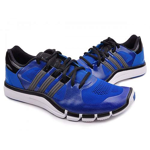 Adipure 360.2 Mens Running Shoes D67865 Blue