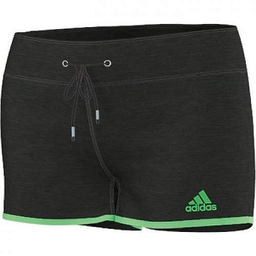 Adidas Women Training Shorts - Grey