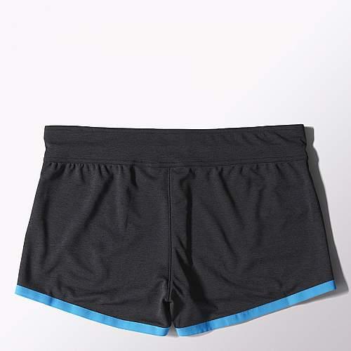 Women Training Shorts - Black