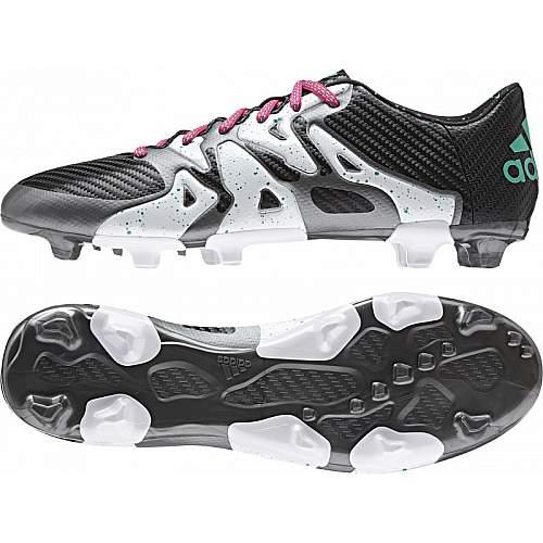 Adidas football shoes 15.3 FG / AG - Black