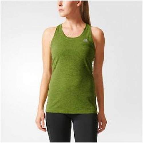 Adidas Climachill Tank - Green