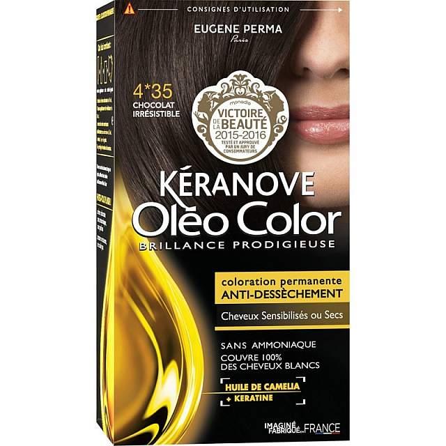 KERANOVE OLEO 04*35 - CHOCOLAT IRRESISTIBLE