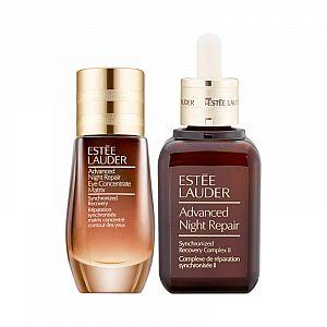 Estee Lauder Advanced Night Repair For Face & Eyes Serum 50ml + Eye Concentrate Matrix