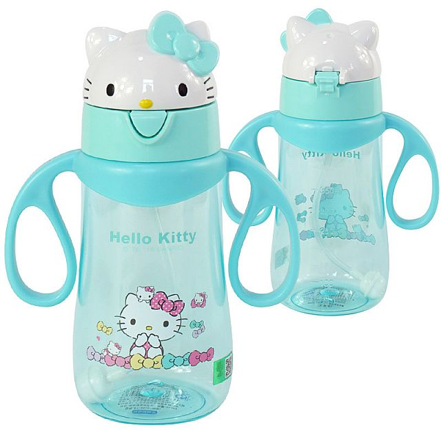 Hello Kitty Baby Drinking Bottle 500ml