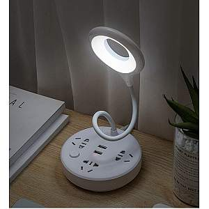 Table Lamp + USB Charger Port