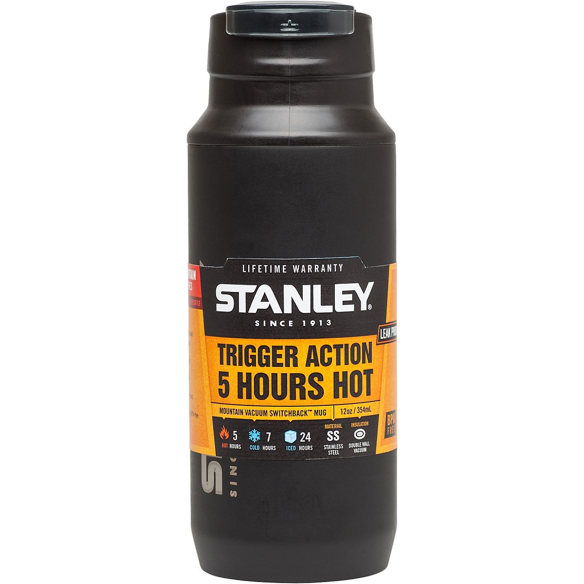 Buy Stanley Stainless Steel Thermos 473ml Online | La Rue