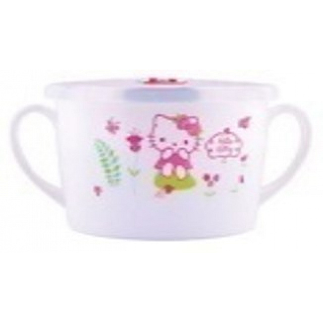 Hello Kitty Stainless Steel Child Bowl 500ml