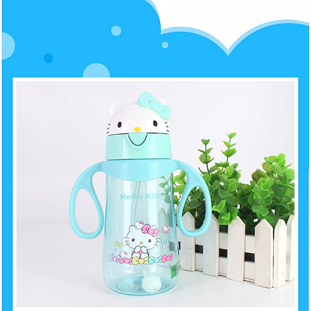 Hello Kitty Baby Drinking Bottle 270ml