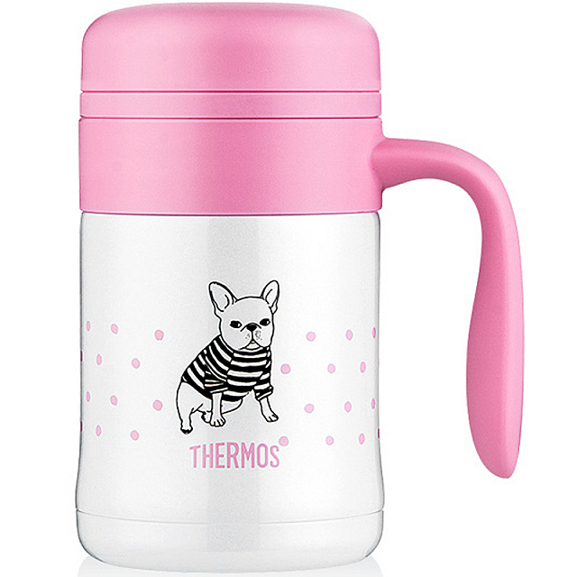 Stainless Steel Thermos 370ml