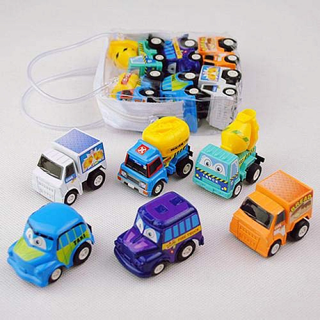 Children Mini Car Toy