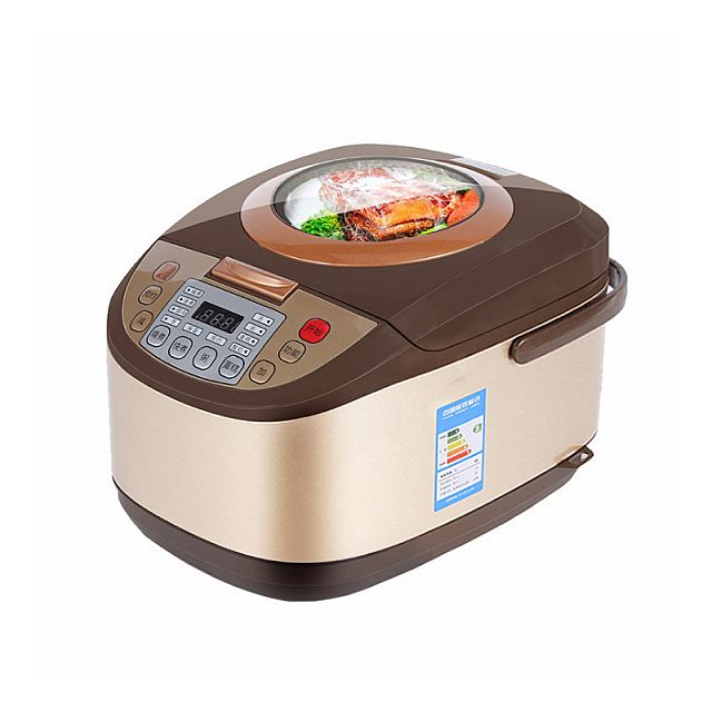 Electric Rice Cooker 5L