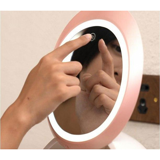 LED Cosmitic Mirror with drawer