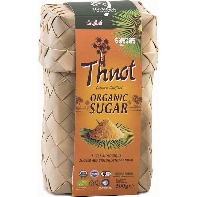 OrganicThnotSugar Jar/Smock 500G