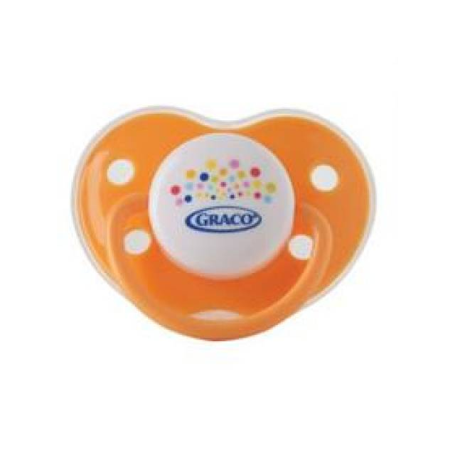 Thumb-shaped pacifier (6M+)