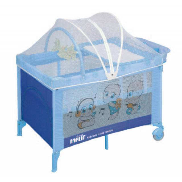 PLAYPEN W/NET,TOY FRAME,STAND