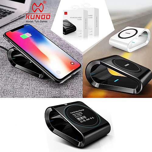 Tuln Series Fast Wireless Charger 10W (Max) XUNDO