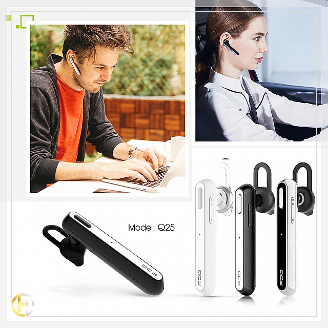 Wireless Smart Bluetooth V4.1 Headset Q25