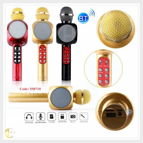 Microphone Bluetooth Speaker_WS-1816