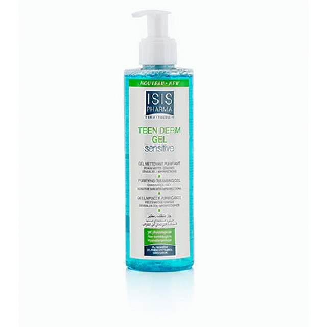 TEEN DERM GEL sensitive (250ml)