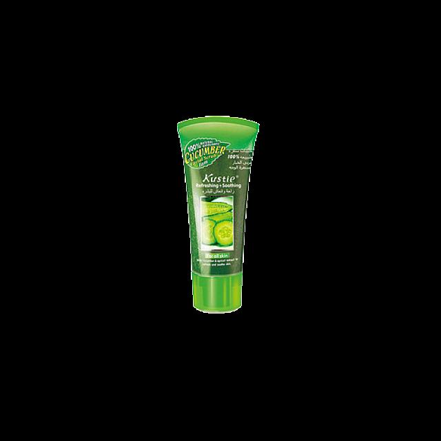 Kustie Cucumber Facial Scrub 200ml