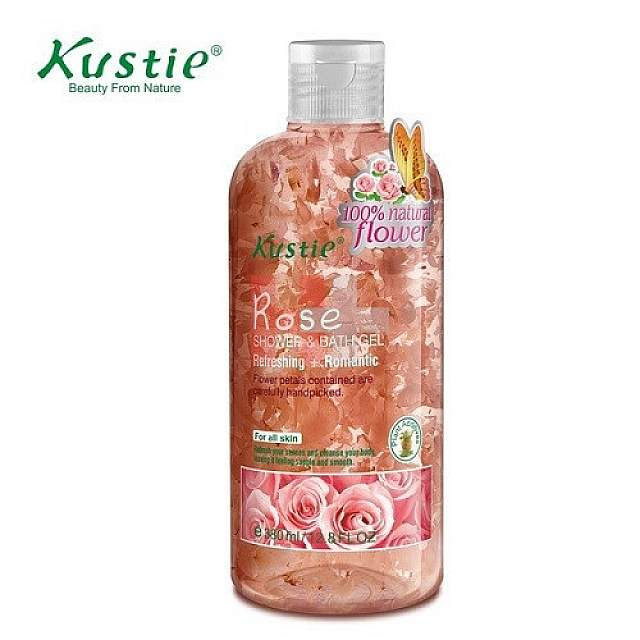 Kustie Rose Shower 220ml
