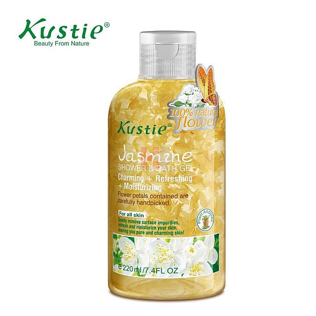 Kustie Jasmine Shower 220ml