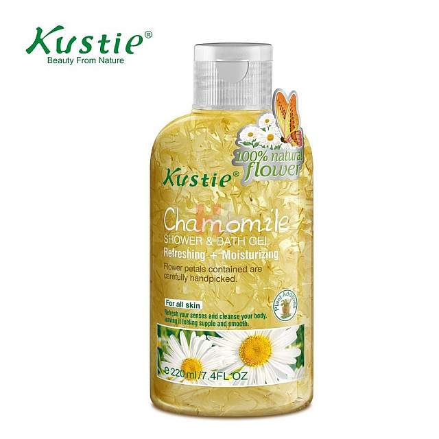 Kustie Chamomile Shower 220ml