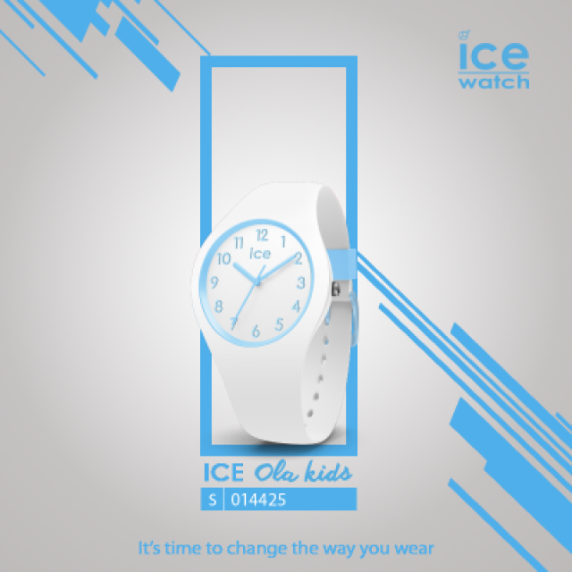 ICE Watch ola Kids - Cotton White - Small - 3H