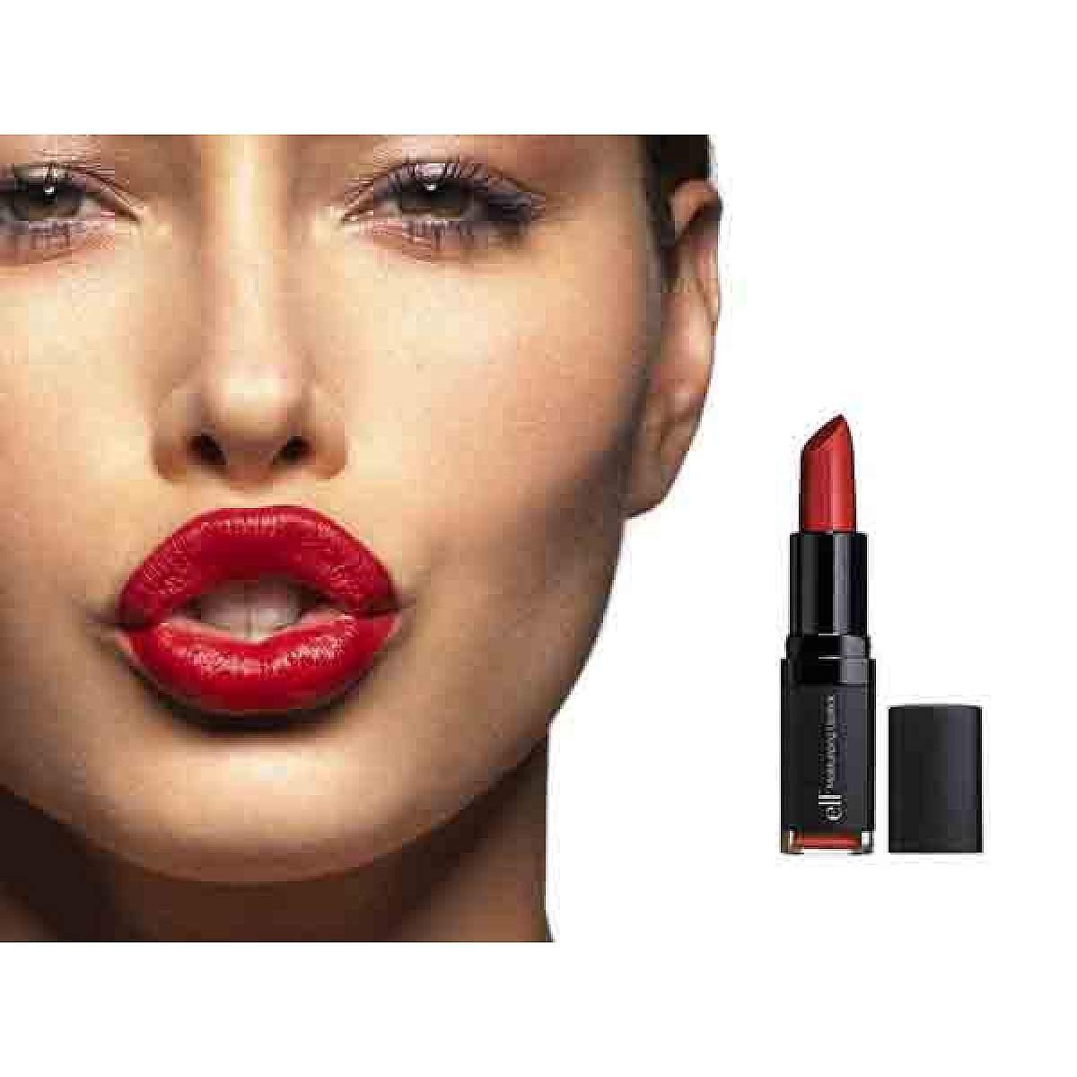 Intercam Beauty E L F Moisturizing Lipstick Red Carpet  G