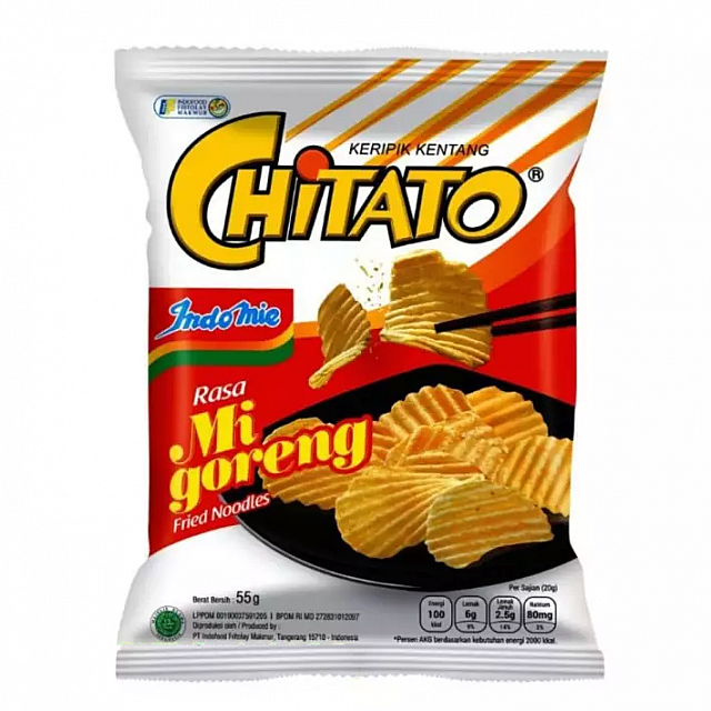Chitato Mi Goreng Bag (x3 Pieces)