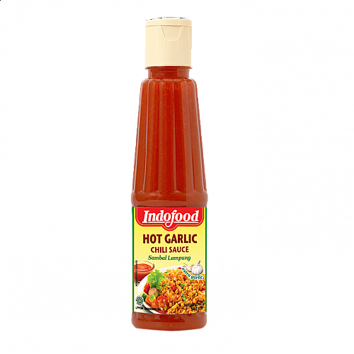 Indofood Chili Sauce 140ml (x2 Bottles)
