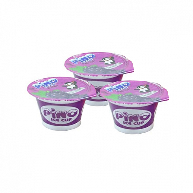 Pino ice cream Grape (x2 Bags)