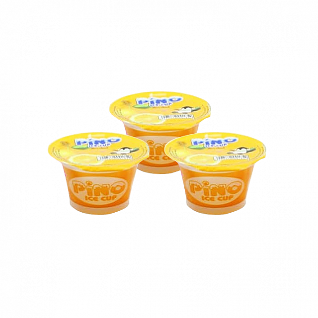 Pino ice cream Orange (x2Bags)