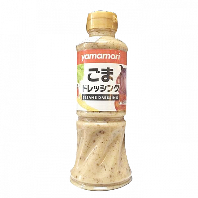 Roast Sesame Dressing  500ml