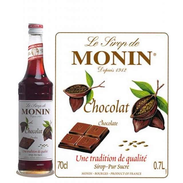 Coffee Flavor Syrups_Chocolate
