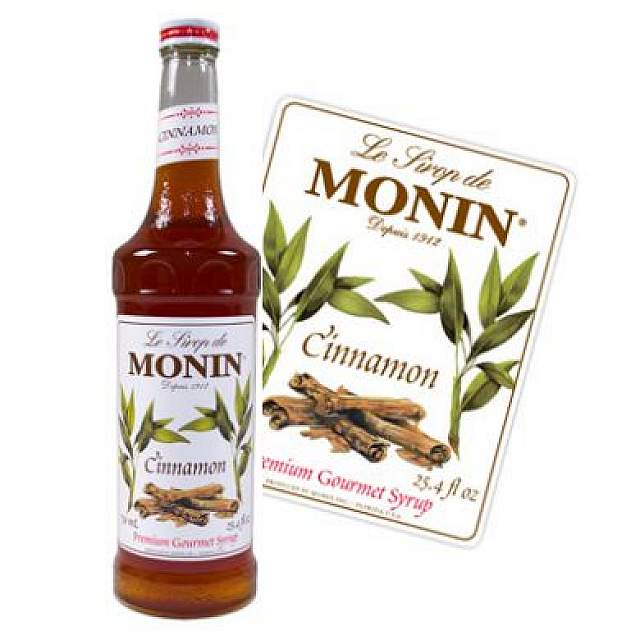 Coffee Flavor Syrups_Cinnamon