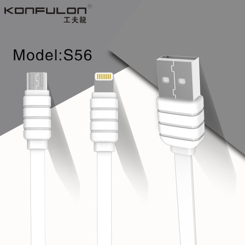 Cable 3in1/S56/2.1A/KFL/iphone5/micro