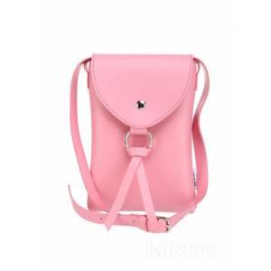 Vertical Cellphone Pouch - Pink