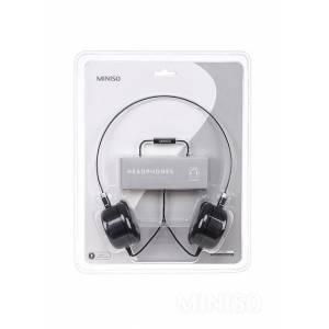 Wired Headphones Model: 106(black)